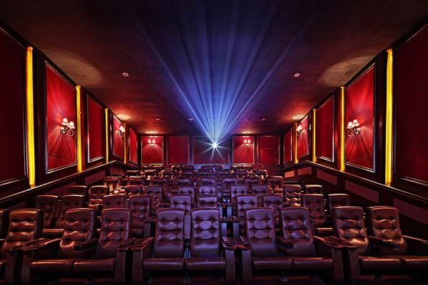 电影院新风系统